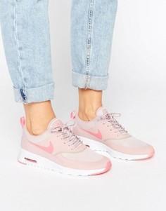 Розовые кроссовки Nike Air Max Thea - Розовый