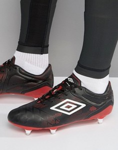 Футбольные кроссовки Umbro UX 2.0 Club SG - Черный