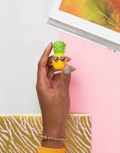 Бальзам для губ с ароматом ананаса Vibe Squad - Прозрачный Beauty Extras