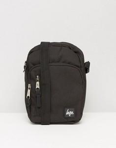 Черная сумка для авиапутешествий Hype - Черный