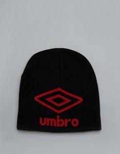Спортивная шапка Umbro - Черный
