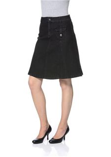 Джинсовая юбка CHEER