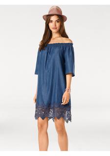 Джинсовое платье Linea Tesini
