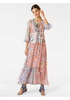 Платье макси Linea Tesini
