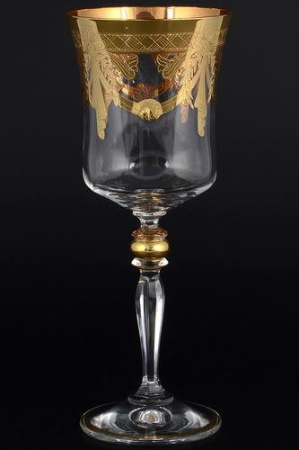 Набор бокалов для вина 210мл Bohemia