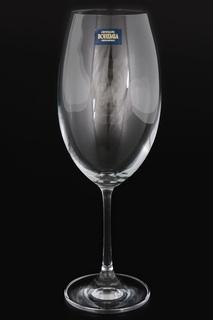 Бокалы для вина 510 мл, 6 шт Crystalite Bohemia