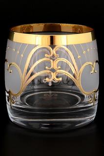 Набор стаканов для виски 230мл Bohemia Crystall