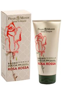 Пена для ванны с ароматом розы FRAIS MONDE