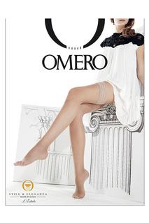 Чулки плотностью 8 ден Omero