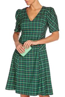 Платье миди, короткий рукав NATALIA PICARIELLO