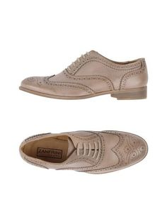 Обувь на шнурках Zanfrini CantÙ