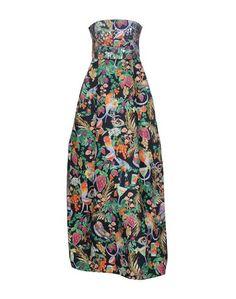 Длинное платье Matthew Williamson
