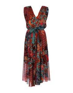 Платье длиной 3/4 LA FEE Maraboutee