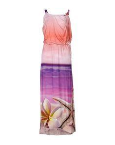 Длинное платье Parah