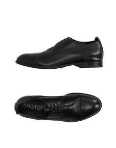 Обувь на шнурках Shoto