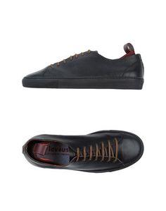 Низкие кеды и кроссовки Levius