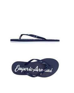 Вьетнамки Emporio Armani Swimwear