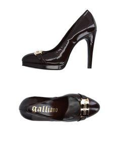 Туфли Galliano