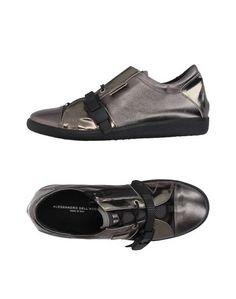 Низкие кеды и кроссовки Alessandro Dellacqua