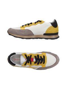 Низкие кеды и кроссовки Ishikawa