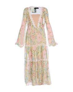 Длинное платье Ermanno Ermanno Scervino