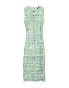 Платье длиной 3/4 Ermanno Ermanno Scervino