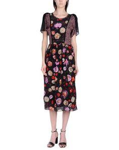 Платье длиной 3/4 Mulberry