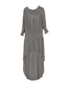 Платье длиной 3/4 Norma Kamali