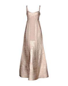 Длинное платье HervÉ LÉger BY MAX Azria