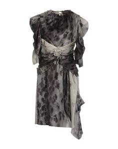 Платье до колена Vionnet
