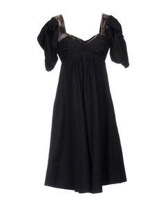 Платье до колена 6267