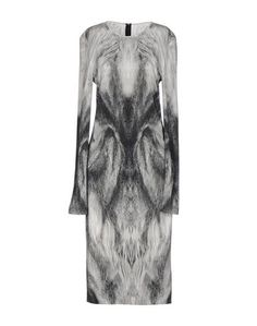 Платье длиной 3/4 Alexander Mcqueen