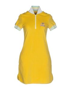 Короткое платье M.Grifoni Denim