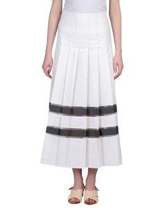 Длинная юбка Fendi