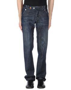 Джинсовые брюки Barba Napoli