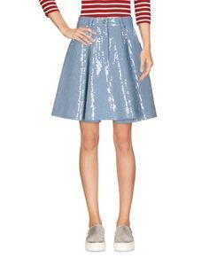 Джинсовая юбка Moschino Couture