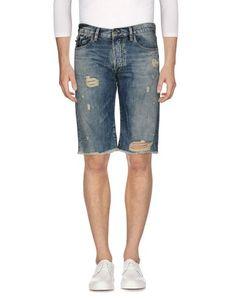 Джинсовые бермуды Polo Jeans Company