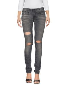 Джинсовые брюки R13