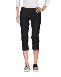 Джинсовые брюки-капри D&G