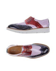 Обувь на шнурках ScÍccÒ