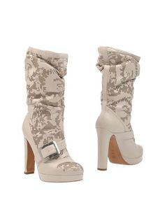 Полусапоги и высокие ботинки Jean Paul Gaultier