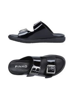 Сандалии Pinko Black