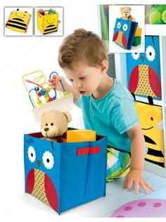 Корзины для игрушек BRADEX