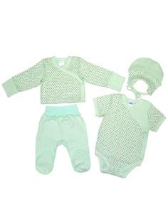 Комплекты нательные для малышей КИТ
