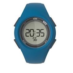 Часы Спортивные Цифровые С Таймером W200 M Муж. - Тёмно-синие Geonaute