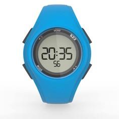 Часы Спортивные Цифровые С Таймером W200 M Муж. - Голубые Geonaute