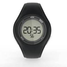 Часы Спортивные Цифровые С Таймером W200 M Муж. - Чёрные Зелёные Geonaute
