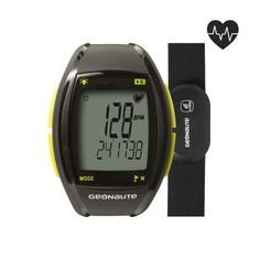 Часы С Ремешком С Тахокардиометром Onrhythm 410 - Жёлтые Geonaute