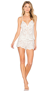 Dorothy embroidered cami & short set - Flora Nikrooz
