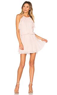 Сплошное мини платье lulu - Karina Grimaldi